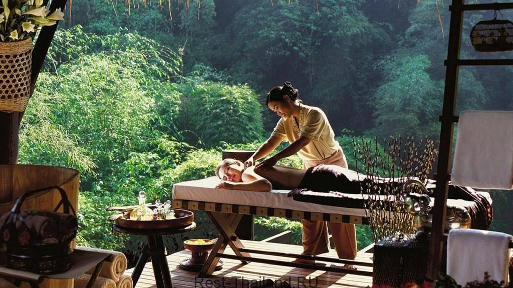 Оздоровительные путевки в Тайланд