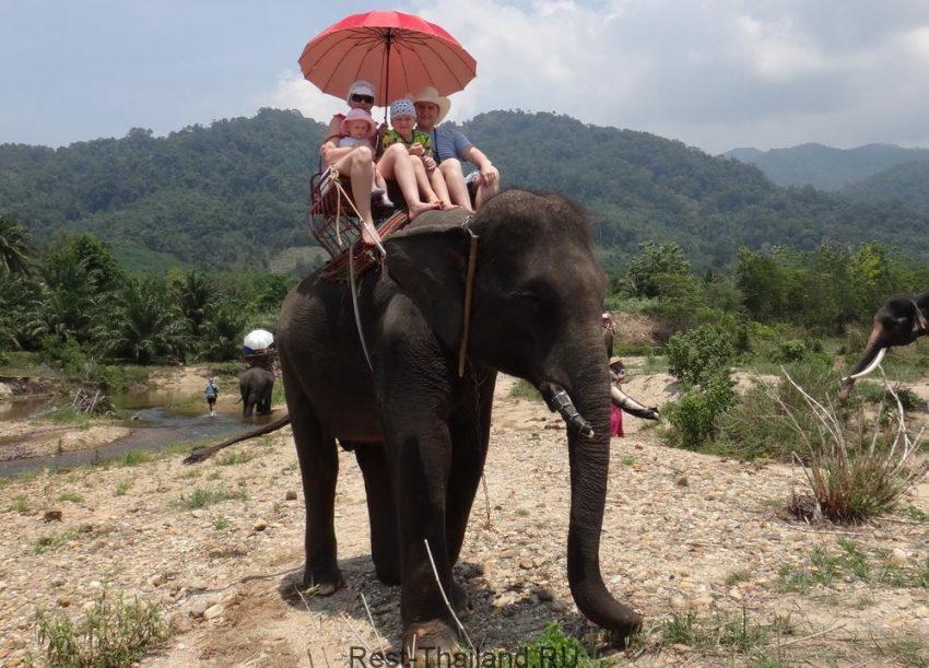 Семейные путевки в Тайланд