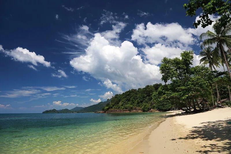 Неизвестный Таиланд. Остров Ко Чанг.