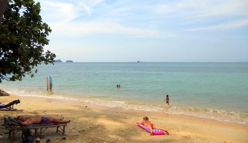 пляжный отдых на Самуи