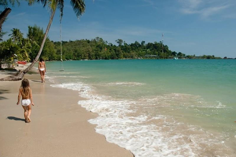 Ко Чанг фото, пляжи