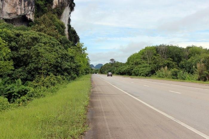 дорога из Пхукета до Самуи - на машине