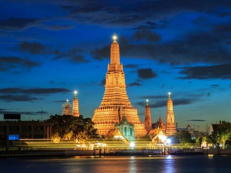 Ночной Таиланд, Бангкок