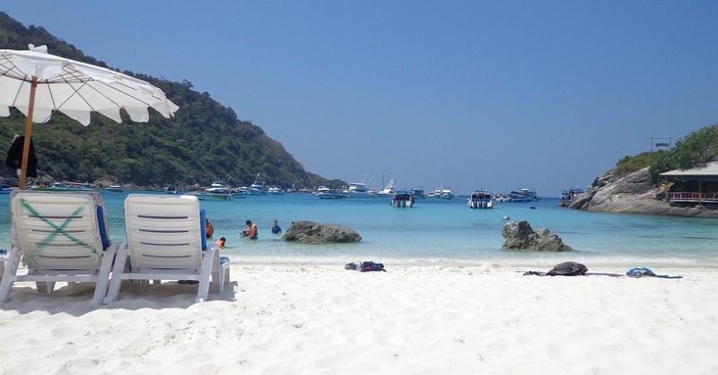 Tri trang отдых на пляже