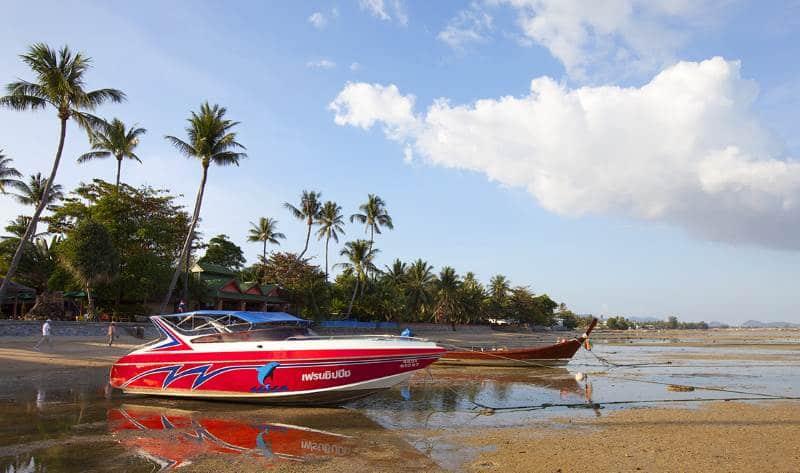 Пляж Равай - на карте, ближайшие острова, инфраструктура, видео