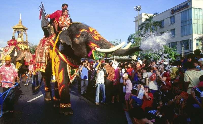 фестивали в тайланде в январе