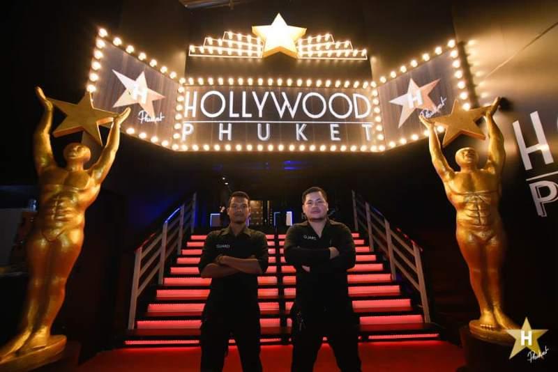 Hollywood на Бангла Роуд