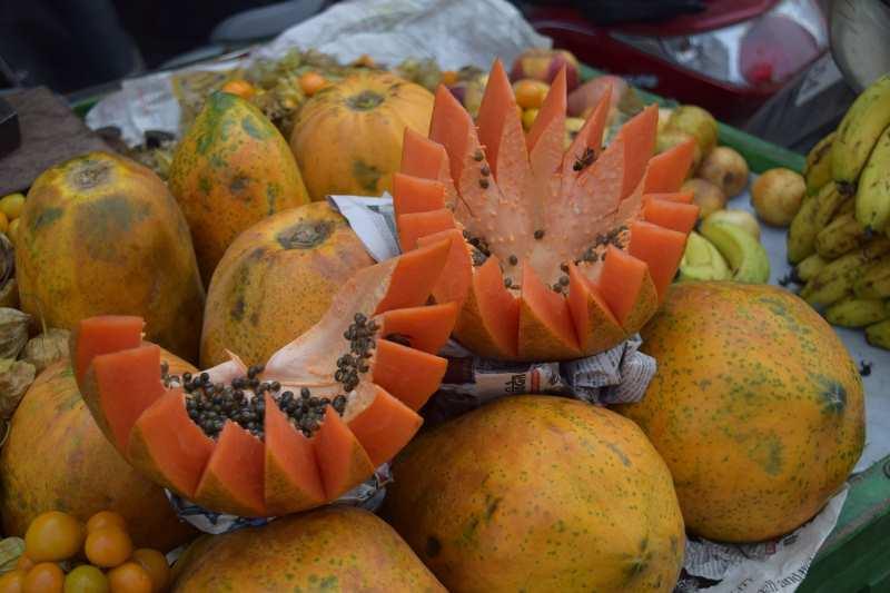 фрукт папайя
