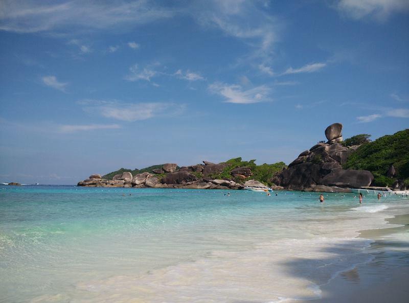 Симиланские острова - как добраться, описание, дайвинг, экскурсии