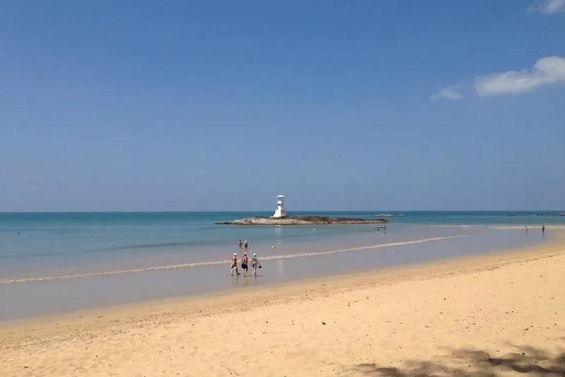 Пляж Нанг Тонг в Као Лаке
