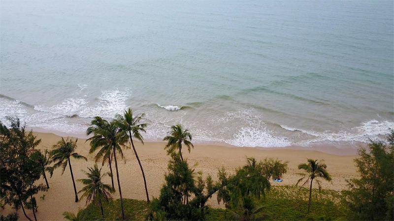 пляж в Као Лак