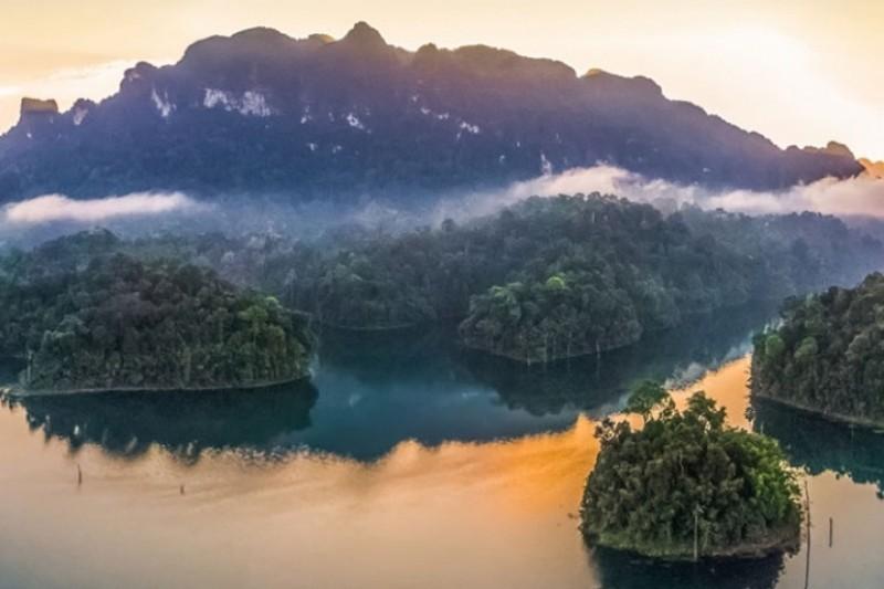 Национальный парк Као Лак.