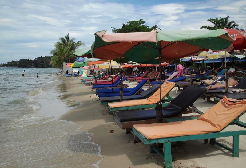 Сиануквиль в Камбодже - полный обзор