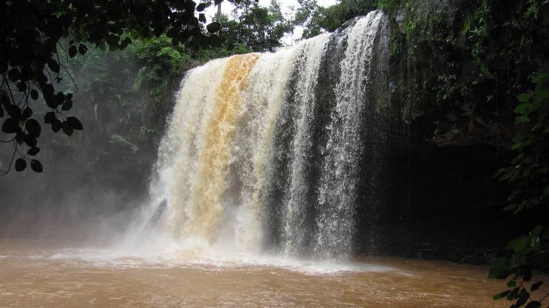 Банлунг - водопад Ча Онг