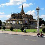 Пномпень- столица Камбоджи