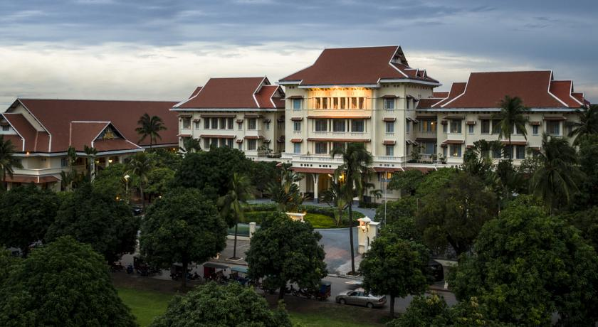 Raffles Le Royal, Пномпень, Камбоджа