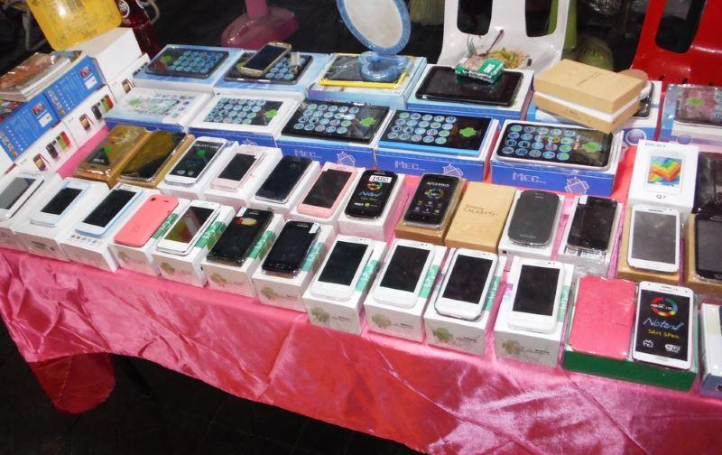 смартфоны в тайланде