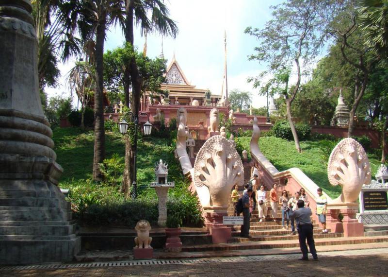 сиануквиль храм
