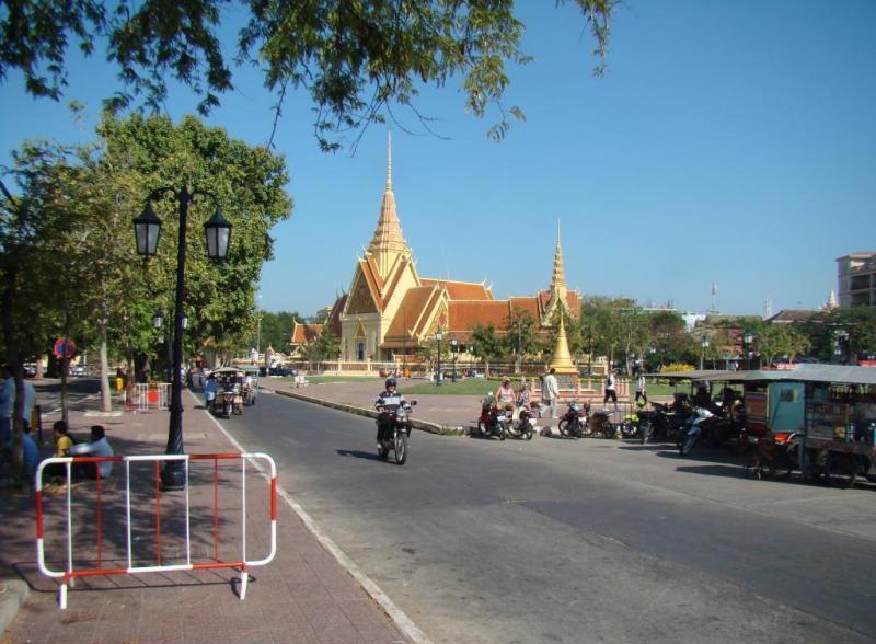 сиануквиль в камбодже