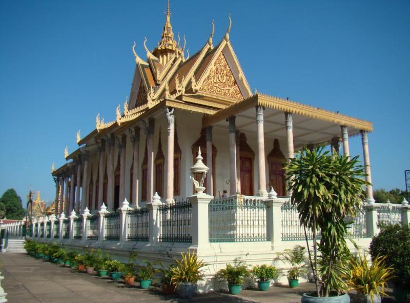 храм сиануквиль