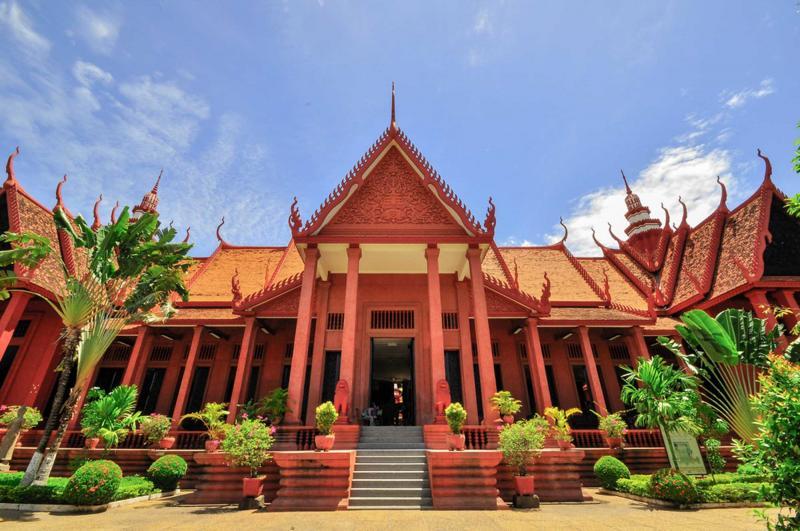 Национальный музей Камбоджи.