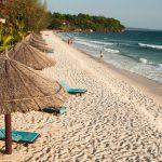 пляж в Сиануквиль