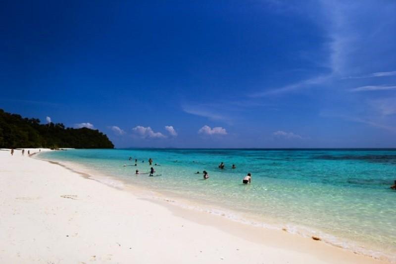 Остров Ко Рок в Таиланде