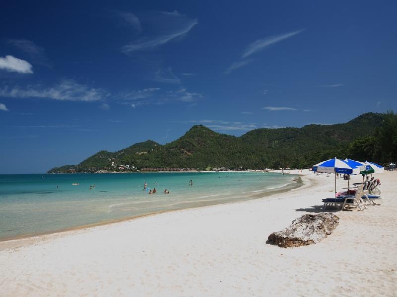 Пляж Чавенг в Таиланде