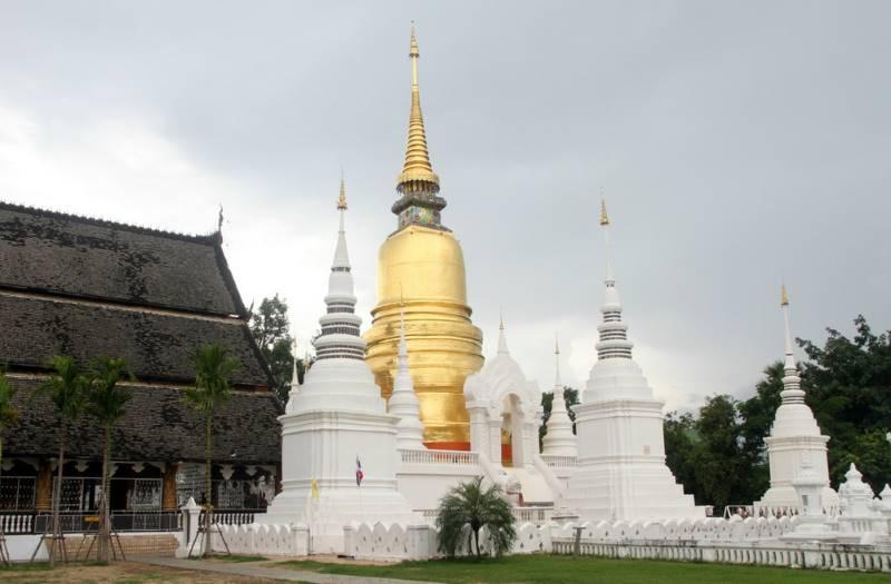 храм Ват Суан Док