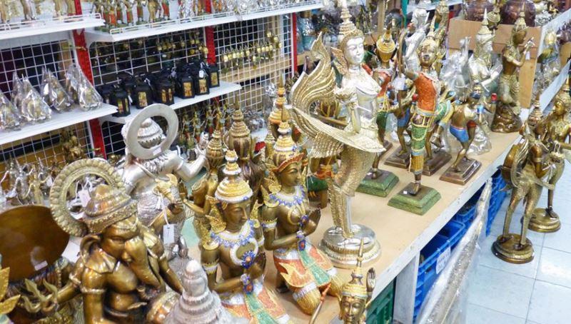 сувениры, статуэтки таиланд