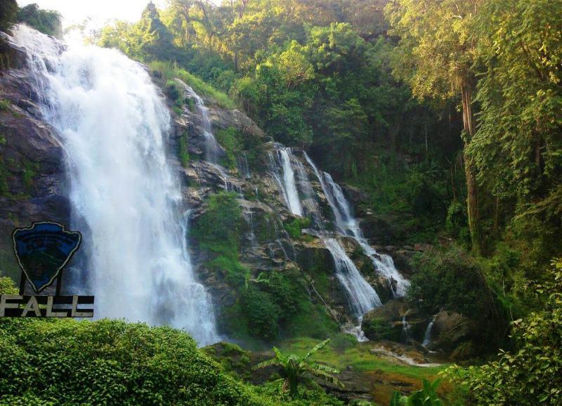 водопаде Вачиратхарн
