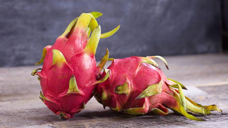 Экзотический фрукт питахайя