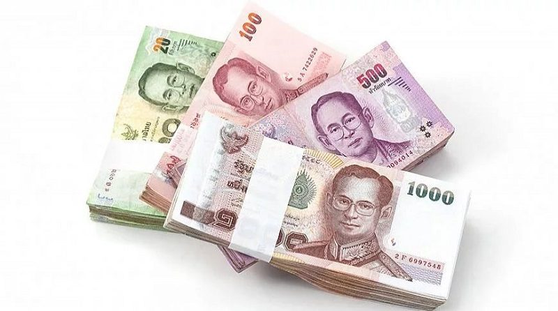 Бат деньги Тайланда