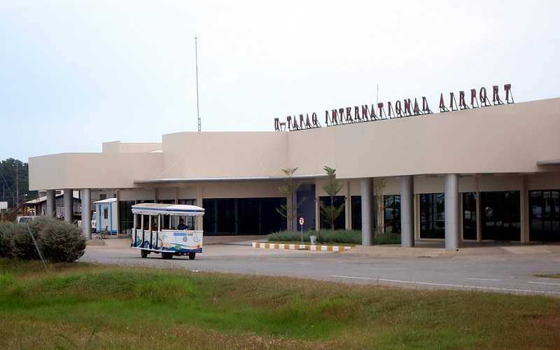 Аэропорт Утапао в Паттайе