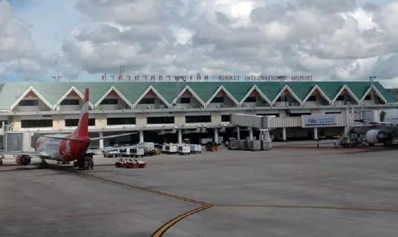 Аэропорт в Пхукете
