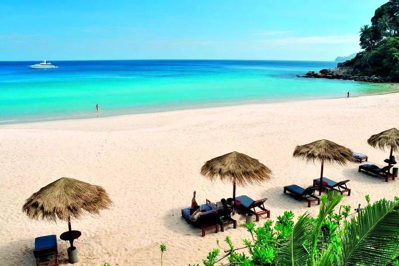 Пляж в Таиланде, Пхукет