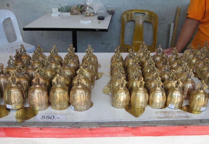 сувениры в храме
