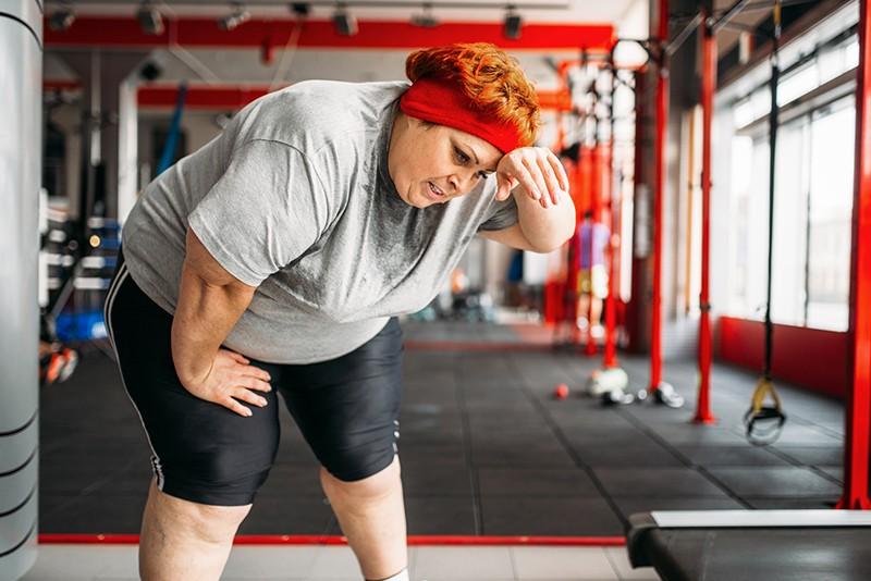Похудеть в тренажерном зале